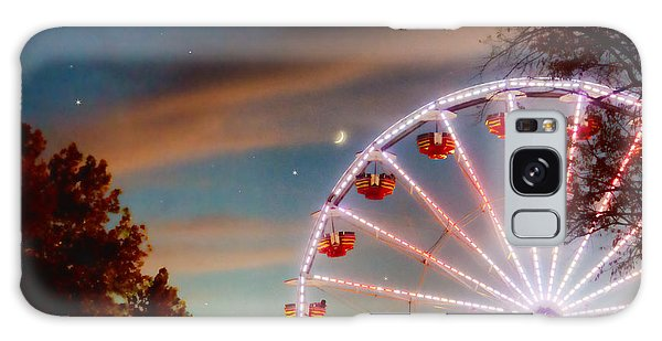 Circus Dusk Galaxy Case