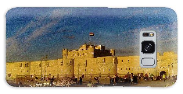 Citadel, Alexandria, Egypt Galaxy Case