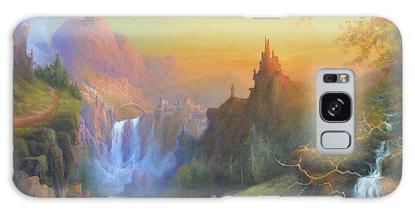 Citadel Of The Elves Galaxy Case