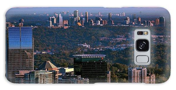 Cities Of Atlanta Galaxy Case