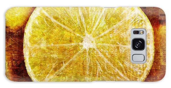 Citrus Galaxy Case