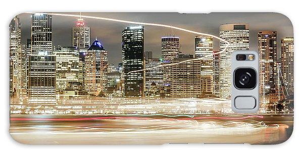 City Blur Galaxy Case