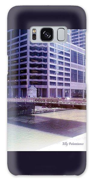 City Bridge Galaxy Case