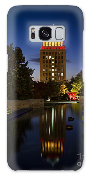 City Garden Galaxy Case