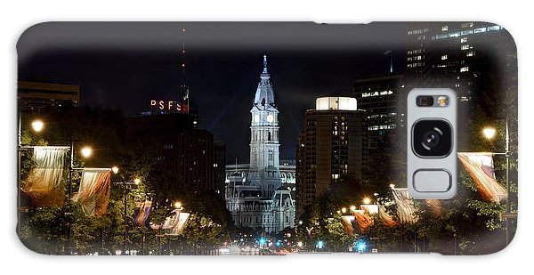 City Hall From The Parkway Galaxy Case