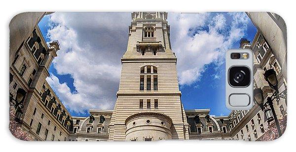 City-hall-philadelphia-photo Galaxy Case