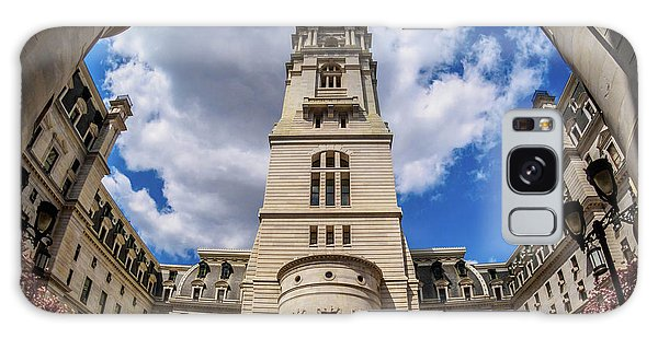 City-hall-philadelphia-photo Galaxy Case