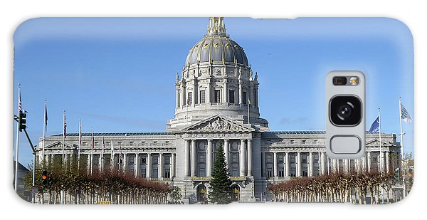 City Hall Galaxy Case