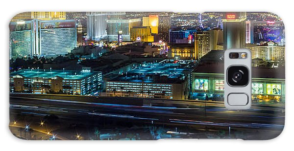 City Lifescape View Las Vegas Galaxy Case