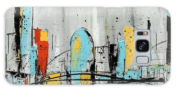 City Limits Galaxy Case