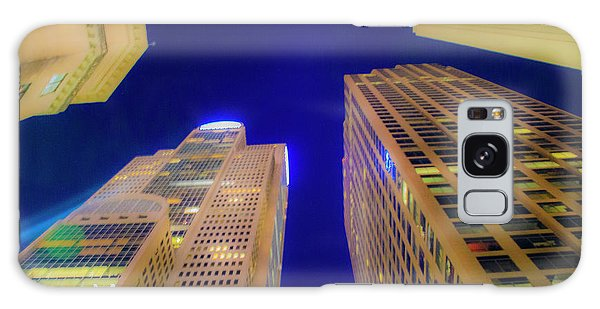 City Night Galaxy Case