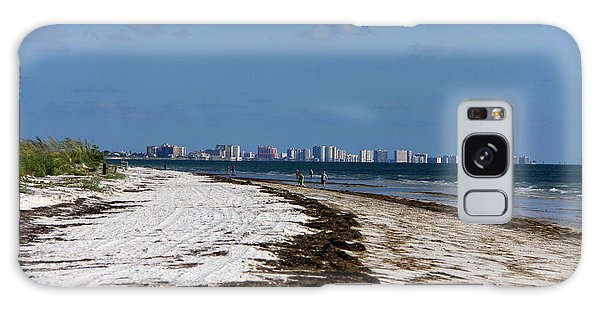 City Of Clearwater Skyline Galaxy Case