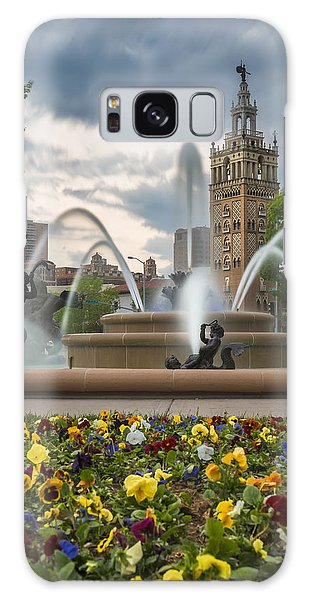 City Of Fountains Galaxy Case