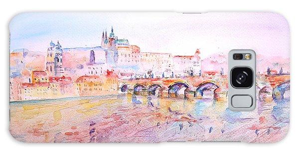 City Of Prague Galaxy Case