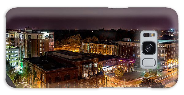 City View Galaxy Case