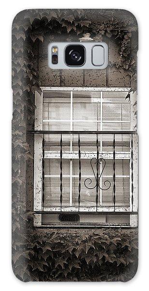 City Window Detail Galaxy Case