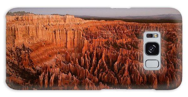 Civil Dawn At Bryce Canyon Galaxy Case