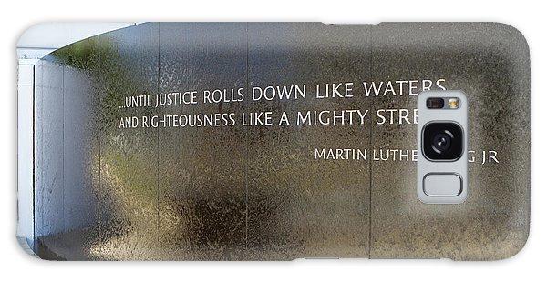 Civil Rights Memorial Galaxy Case