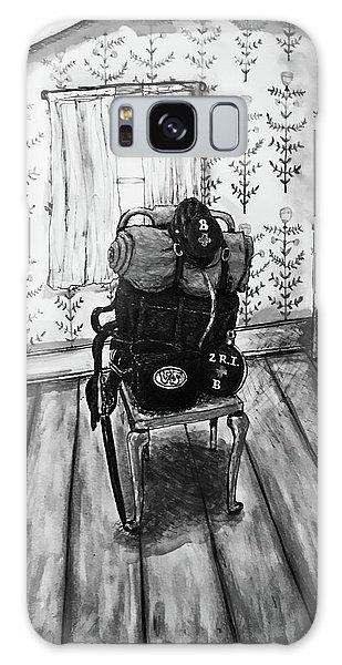 Rhode Island Civil War, Vacant Chair Galaxy Case