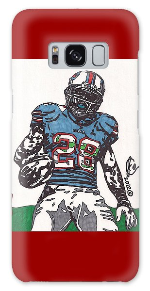 Cj Spiller 1 Galaxy Case by Jeremiah Colley