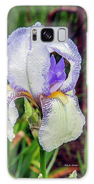 Clarabelle Iris Galaxy Case