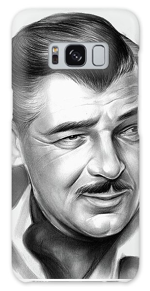 Hollywood Galaxy Case - Clark Gable 26aug17 by Greg Joens
