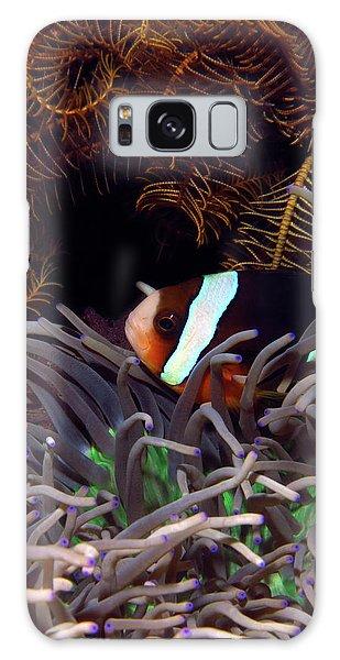 Clark's Anemonefish, Indonesia 2 Galaxy Case