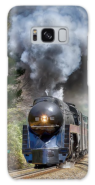 Class J 611 Steam Engine At Ridgecrest Galaxy Case