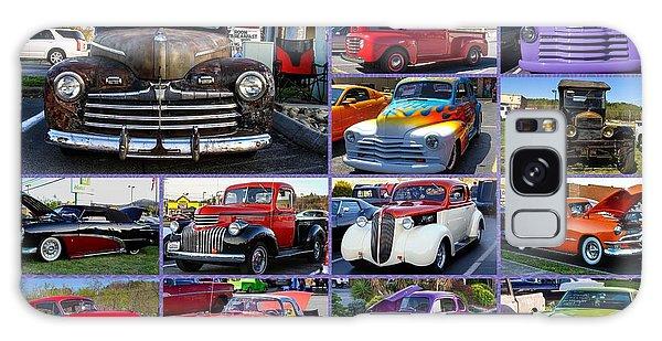 Classic Cars Galaxy Case