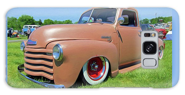 Classic Chevrolet Truck Galaxy Case
