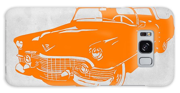 Beetle Galaxy S8 Case - Classic Chevy by Naxart Studio