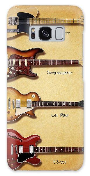 Classic Electric Guitars Galaxy Case