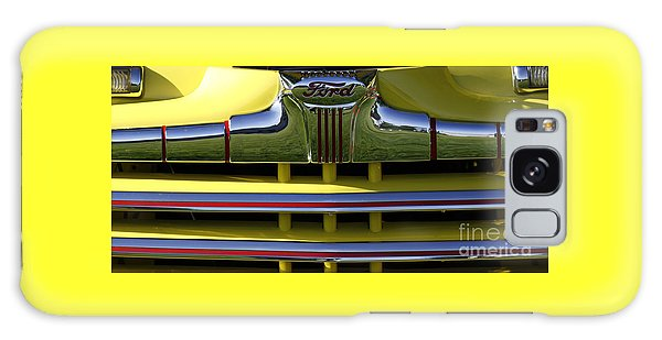 Classic Ford Chrome Grill Galaxy Case