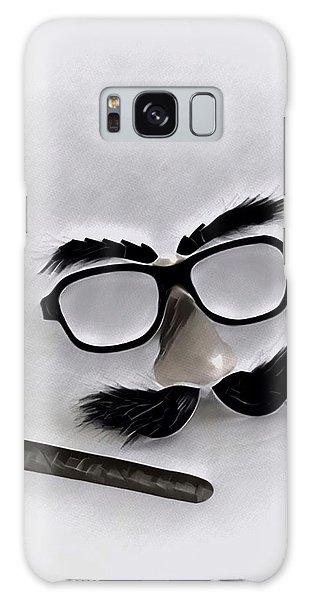 Classic Groucho Galaxy Case