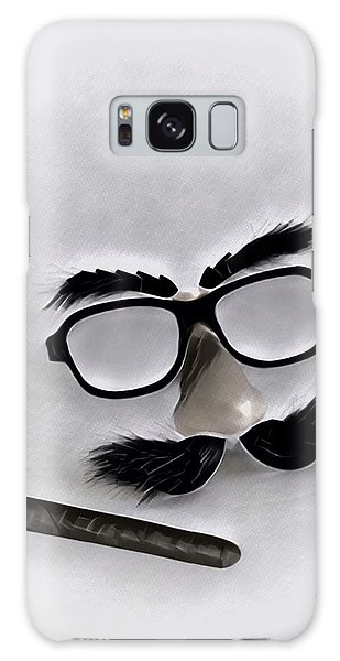 Classic Groucho Galaxy Case