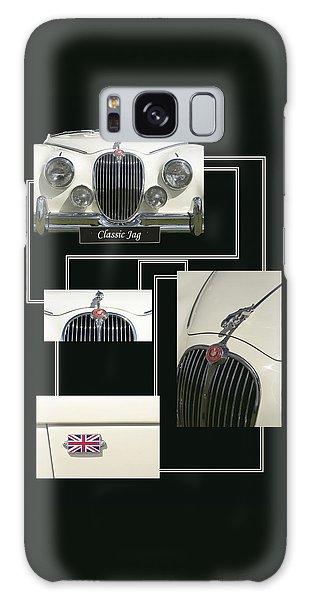 Classic Jag Galaxy Case