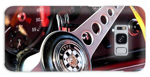 Classic Jaguar E Type 4.2 Galaxy Case