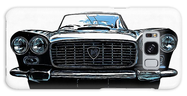 Front Galaxy Case - Classic Lancia by Edward Fielding