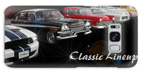 Classic Lineup Galaxy Case by David and Lynn Keller