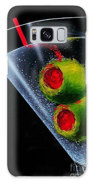 Classic Martini Galaxy Case by Michael Godard