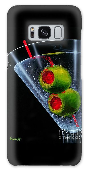 Galaxy Case - Classic Martini by Michael Godard