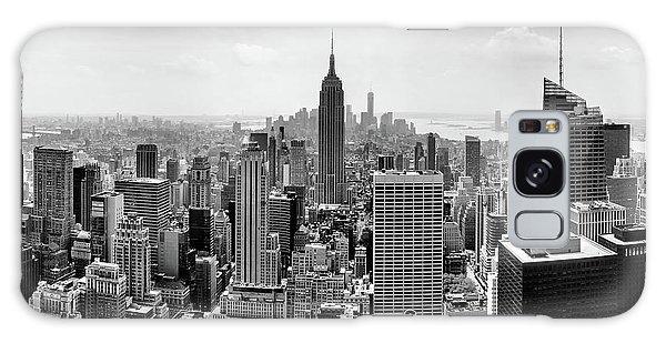 Classic New York  Galaxy Case