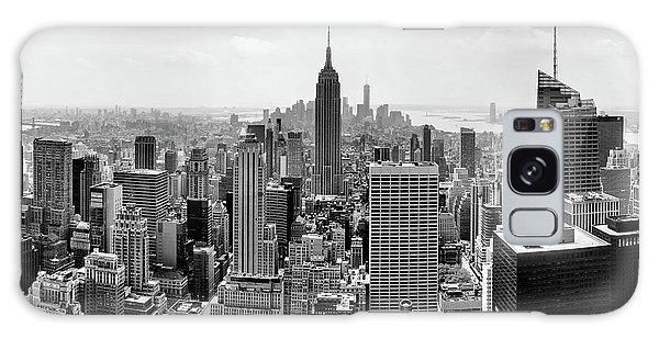 Art Deco Galaxy S8 Case - Classic New York  by Az Jackson