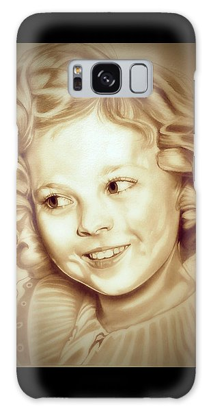 Classic Shirley Temple Galaxy Case