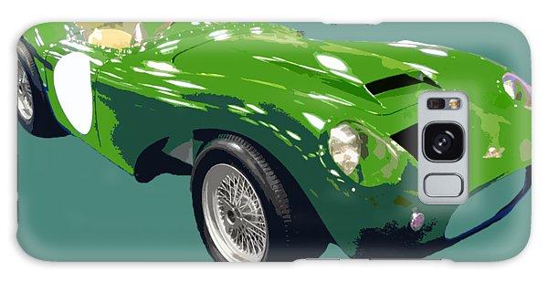 Classic Sports Green Art Galaxy Case
