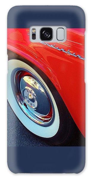 Classic T-bird Tire Galaxy Case