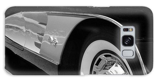 Classic Vette Galaxy Case by Jeff Lowe