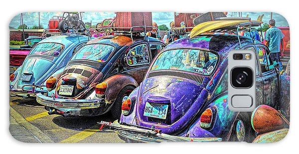Classic Volkswagen Beetle - Old Vw Bug Galaxy Case