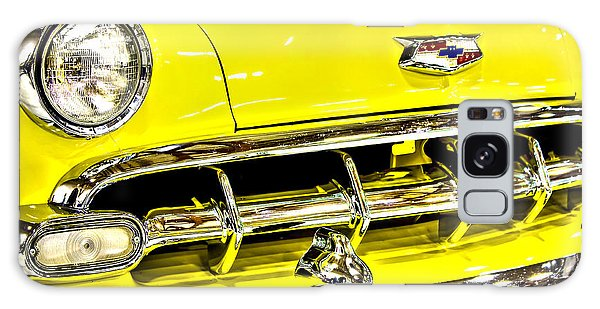 Classic Yellow Chevrolet Galaxy Case