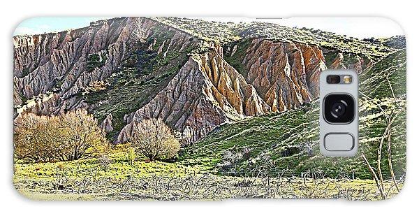 Clay Cliffs Near Danseys Pass Galaxy Case